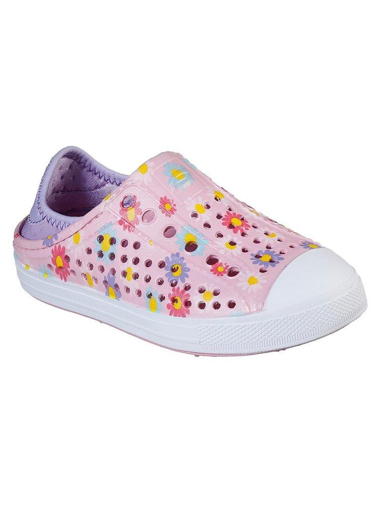 Skechers ružové dievčenské topánky Guzman Steps