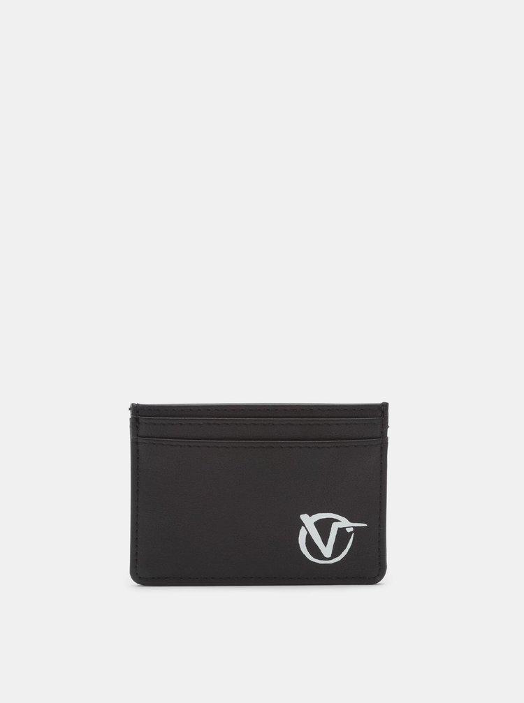 Čierne púzdro na karty VANS