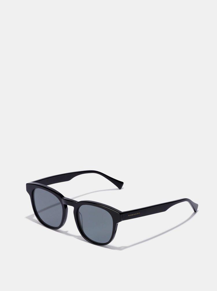 Čierne slnečné okuliare Hawkers Woody