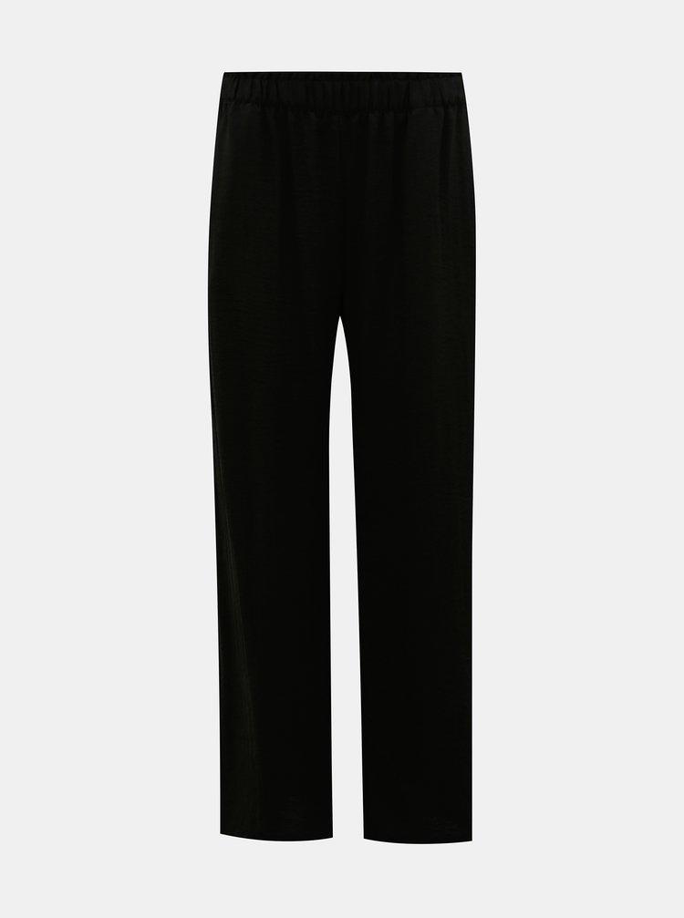 Černé kalhoty Jacqueline de Yong Tina