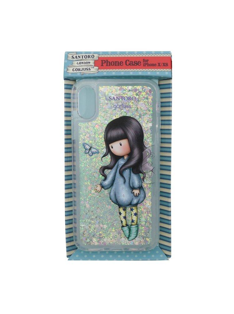 Santoro plastový kryt na iPhone X/XS Gorjuss Bubble Fairy