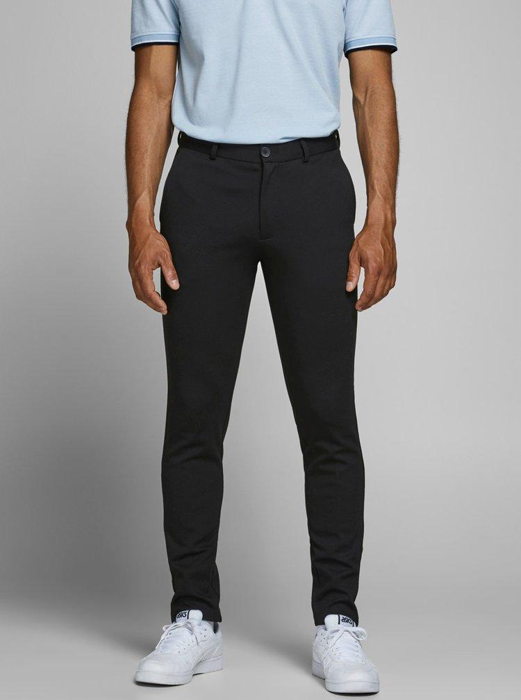Černé kalhoty Jack & Jones Marco