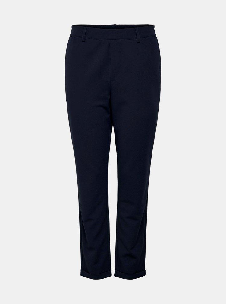 Tmavě modré kalhoty Jacqueline de Yong One
