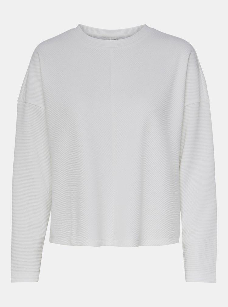 Biele tričko Jacqueline de Yong Gigi