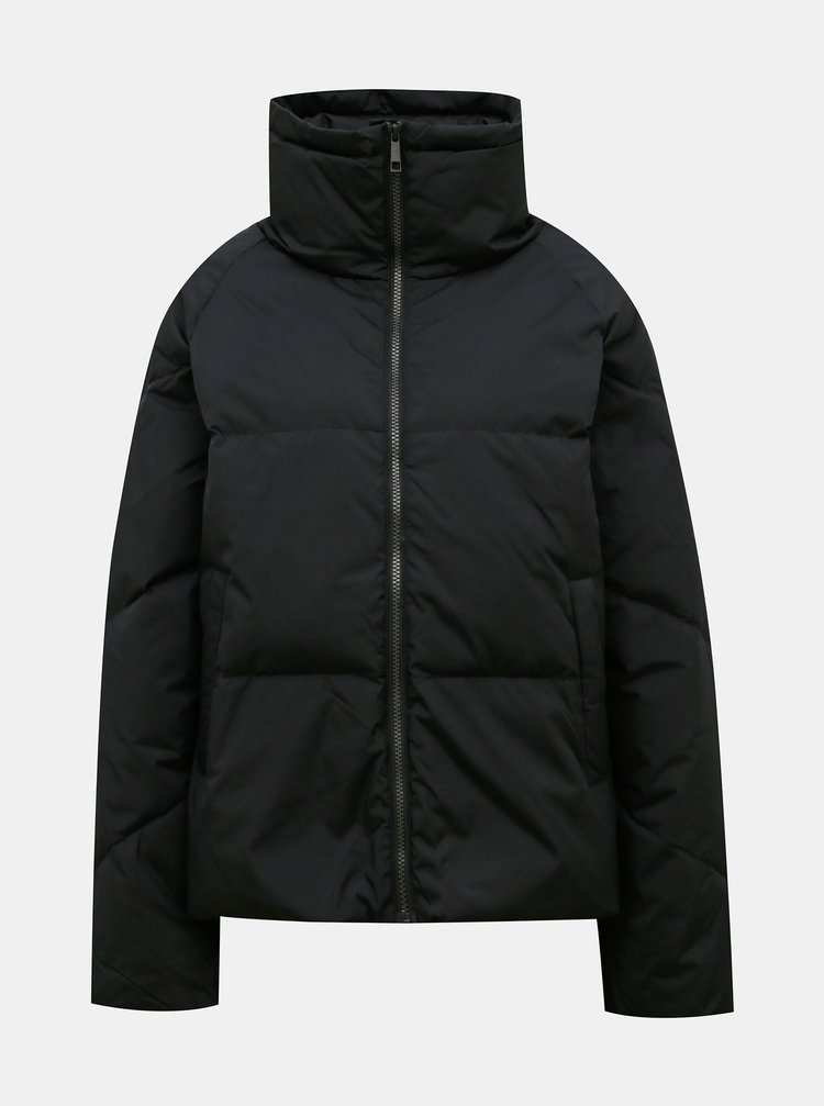 Čierna zimná bunda Selected Femme Daisy