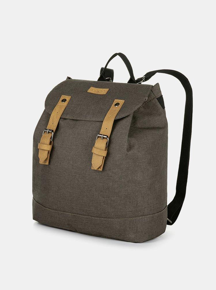Tmavě hnědý batoh LOAP