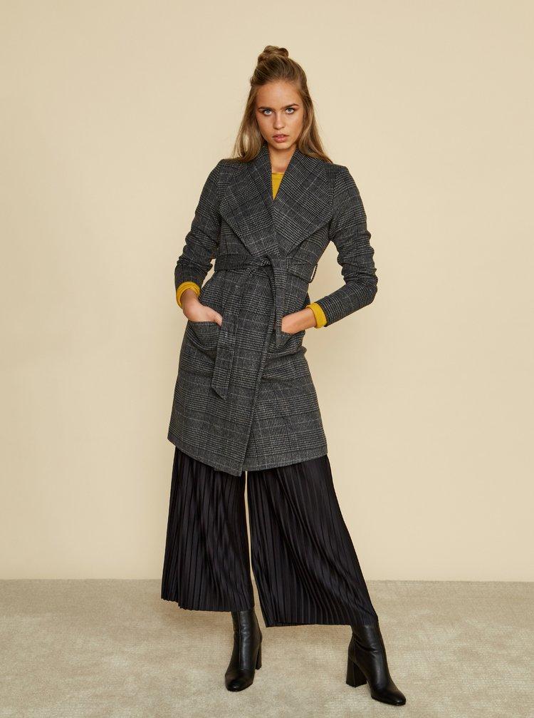 Šedý kabát ZOOT Pamela