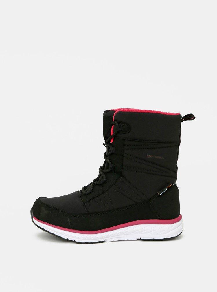 Černé dámské zimní boty LOAP