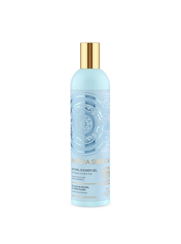 Natura Siberica Sprchový gel Intenzivní hydratace 400 ml