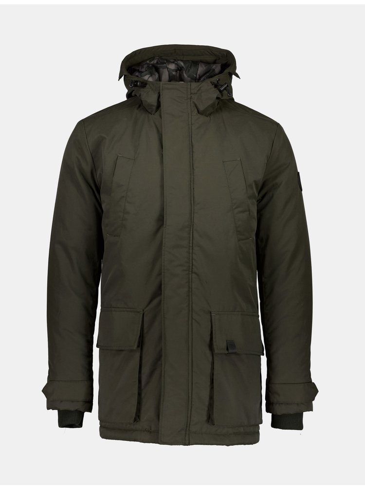 Khaki zimní bunda Shine Original