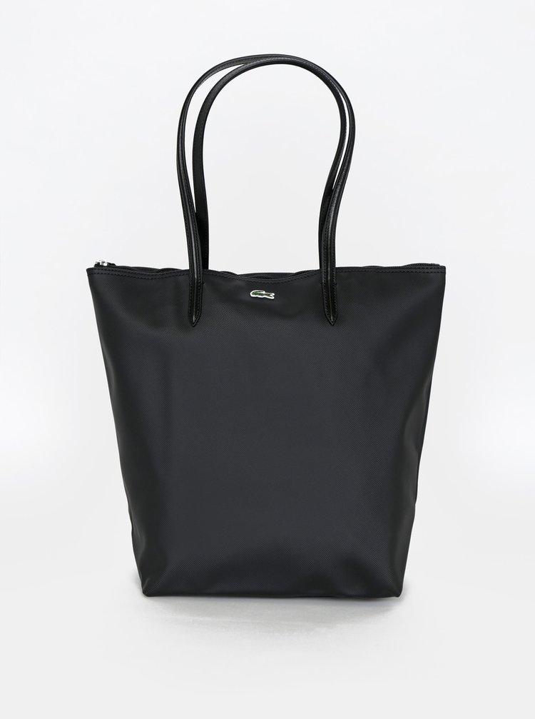 Černá dámská kabelka Lacoste