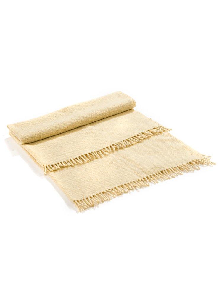 Vlněná deka Perelika merino - bílá Balkanova