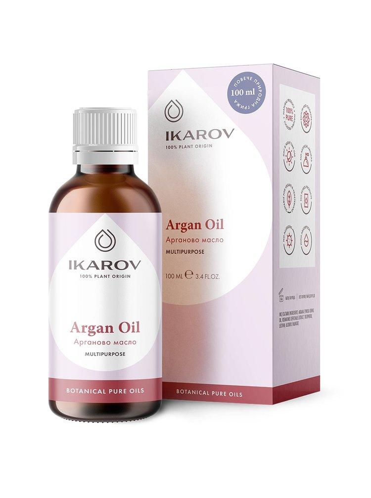 Arganový olej Ikarov