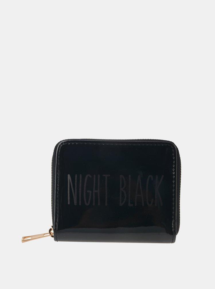 Černá dámská peněženka Clayre & Eef