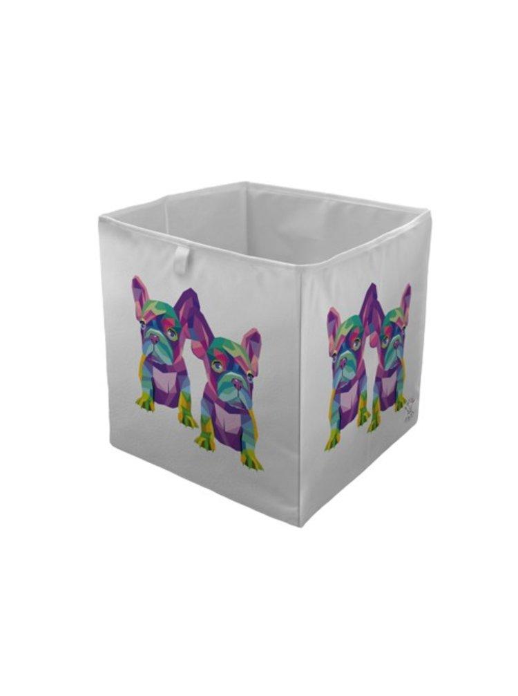 Home úložný box Butter Kings Bulldog Babies