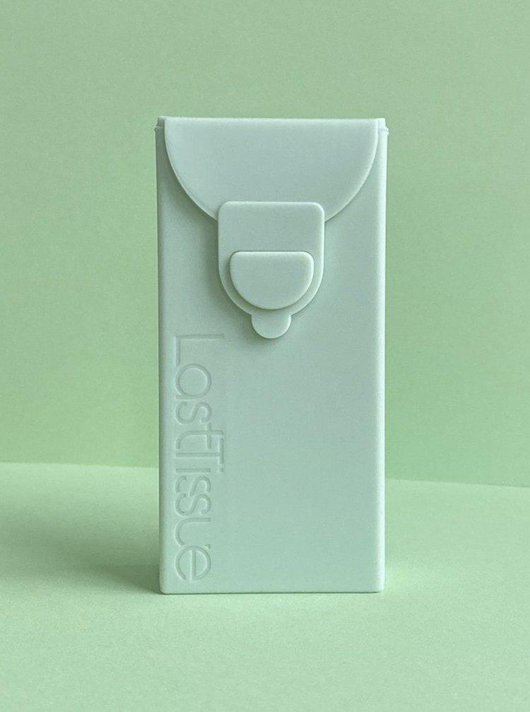 Znovupoužiteľné vreckovky v zelenom obale LastSwab