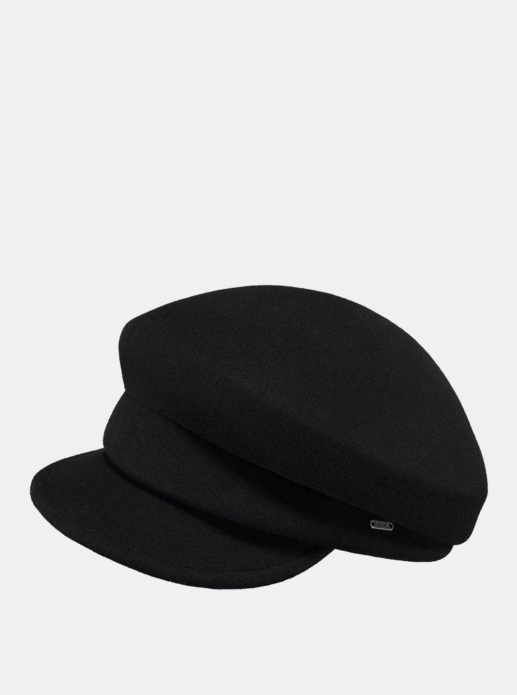 Čierna dámska vlnená čiapka Barts