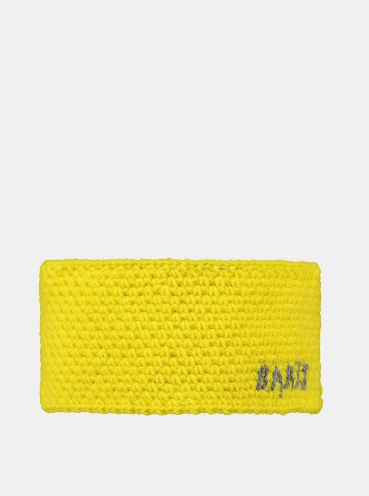 Žltá dámska čelenka Barts
