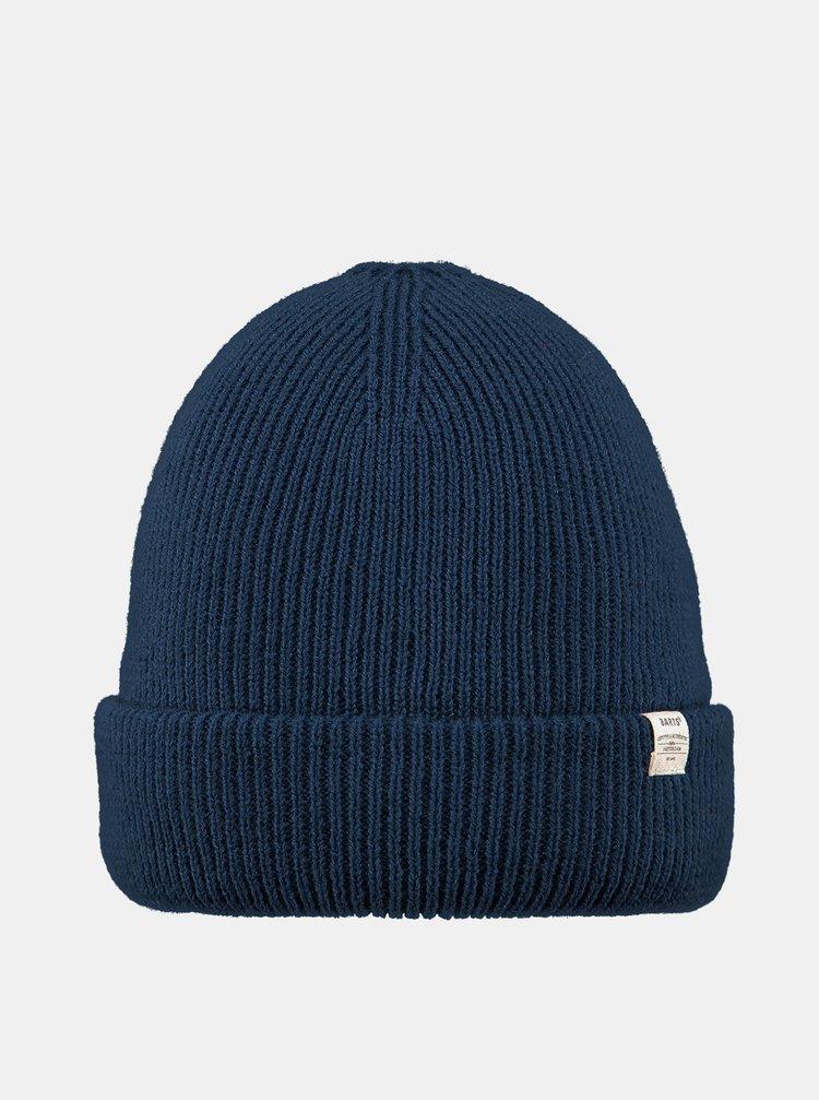 Tmavě modrá klučičí čepice Barts