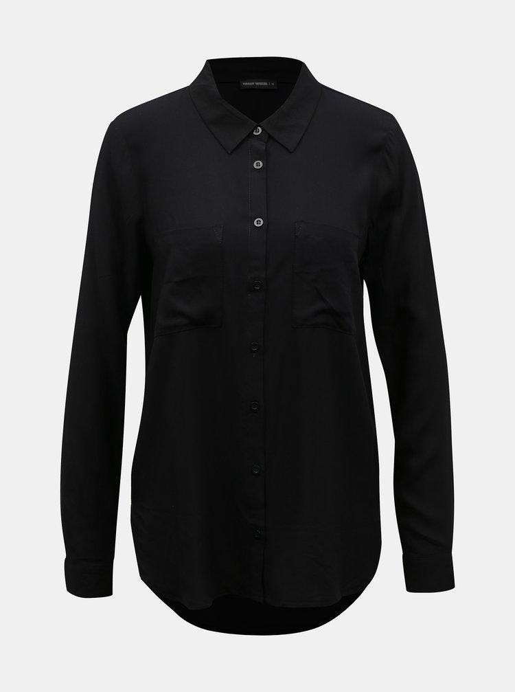 Čierna košeľa TALLY WEiJL