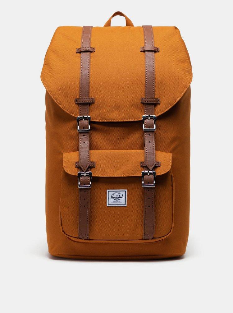 Hořčicový batoh Herschel Supply Little America