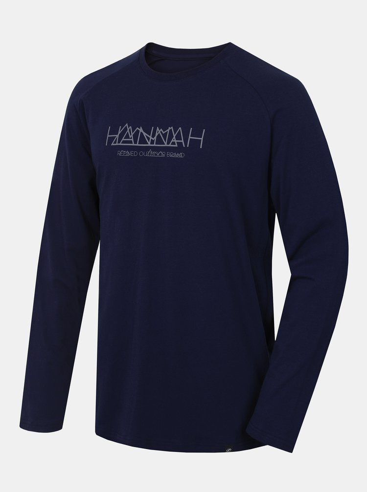 Tmavomodré pánske tričko Hannah