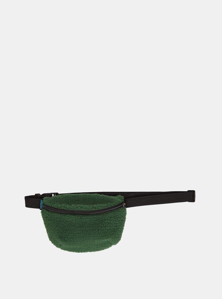 Zelená dámská ledvinka Tranquillo