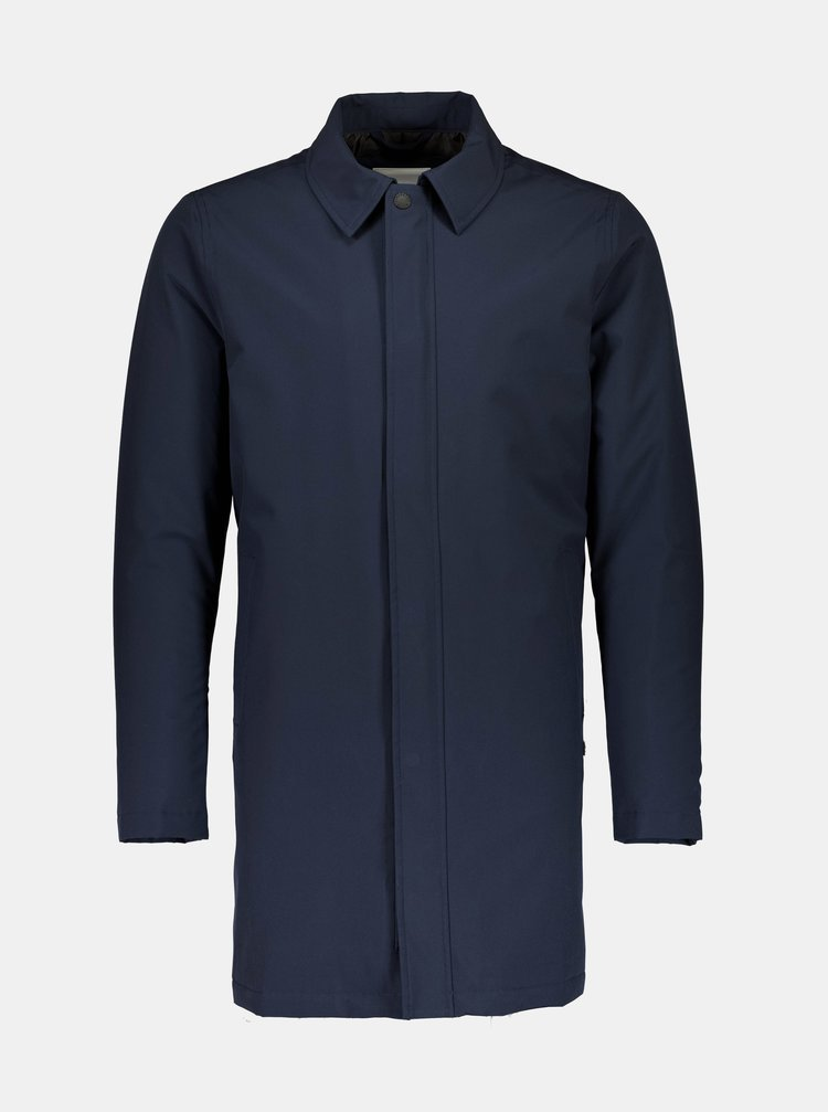 Tmavomodrý kabát Lindbergh