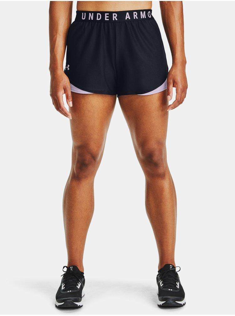 Kraťasy Under Armour Play Up Shorts 3.0 - černá