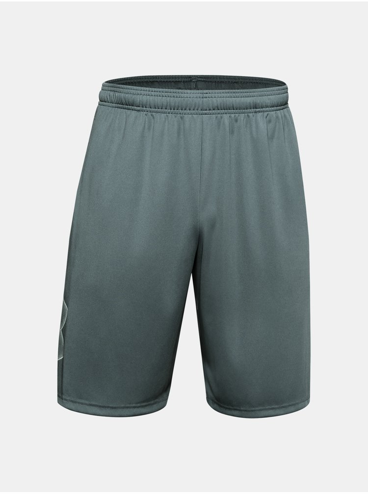 Kraťasy Under Armour UA TECH GRAPHIC SHORT - šedá