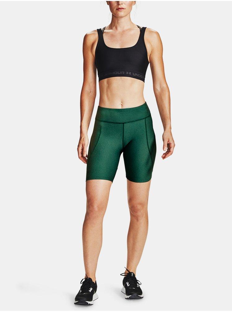 Kraťasy Under Armour HG Armour Bike Shorts - zelená