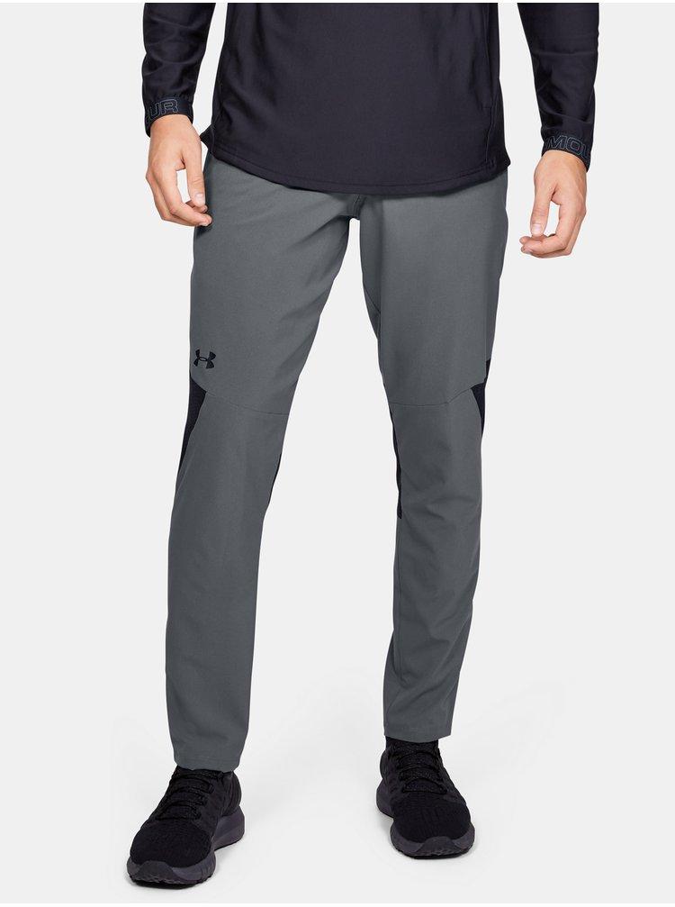 Kalhoty Under Armour Vanish Woven Pant - šedá