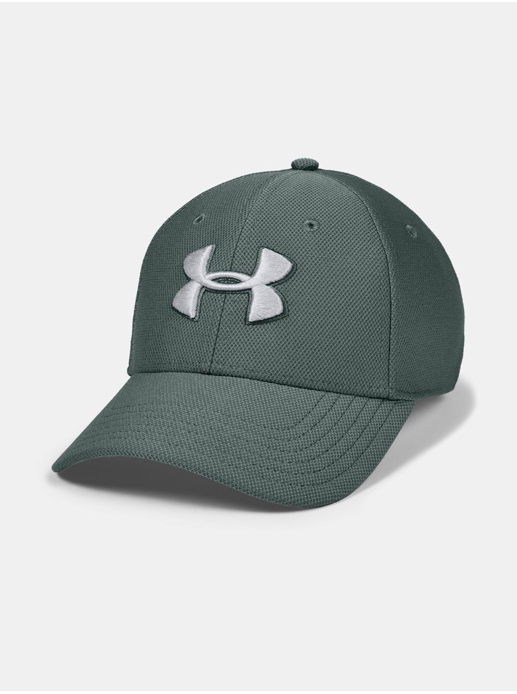 Kšiltovka Under Armour UA Men's Blitzing 3.0 Cap - šedá