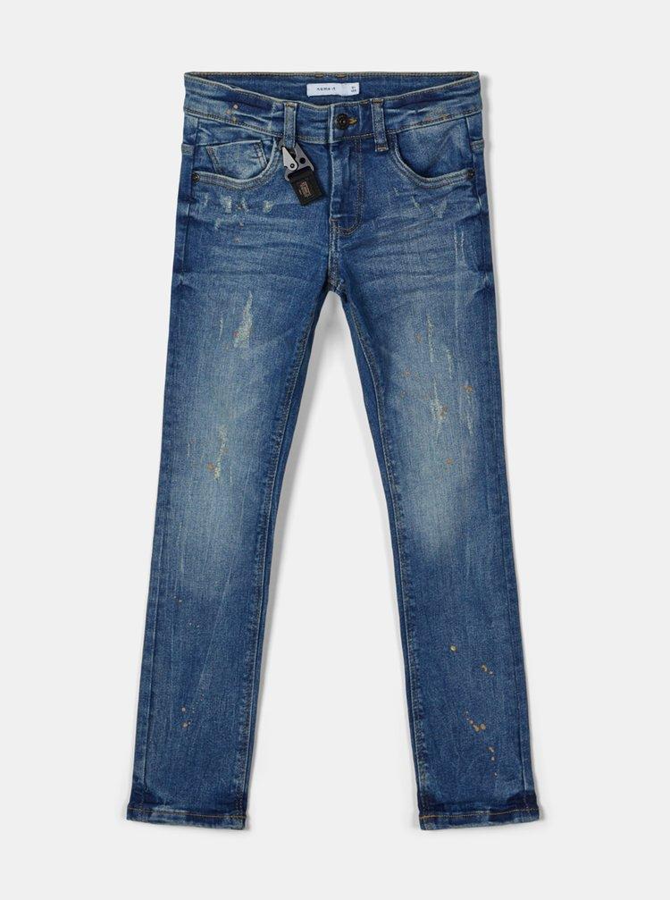 Modré klučičí džíny name it