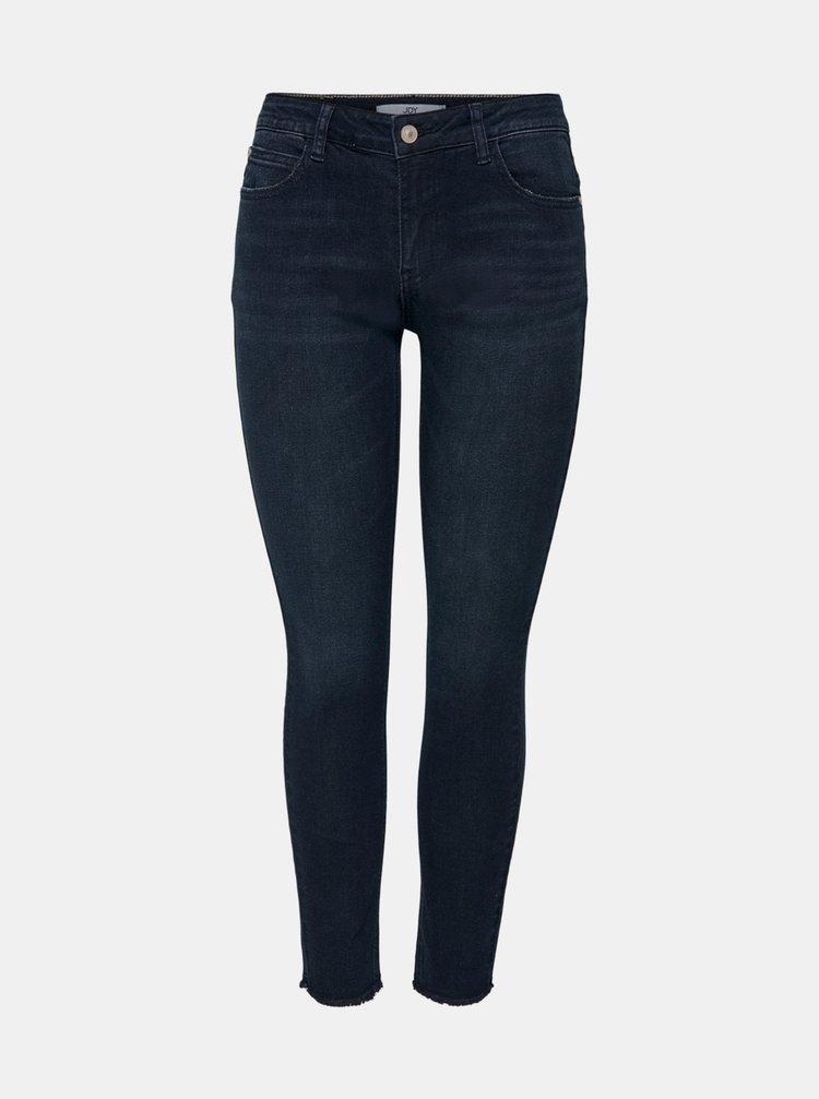 Tmavě modré skinny fit džíny Jacqueline de Yong