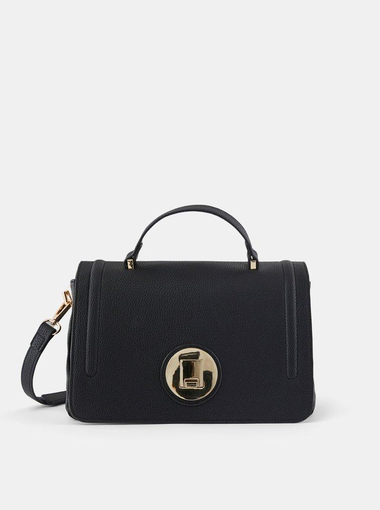 Černá malá kabelka Pieces Rose Marie