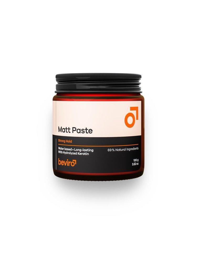 Beviro Matující pasta na vlasy Silná fixace - 100 g