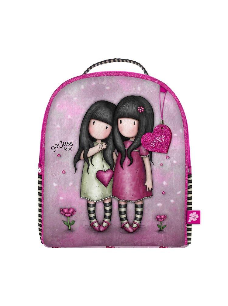Santoro růžový batoh Gorjuss You Can Have Mine