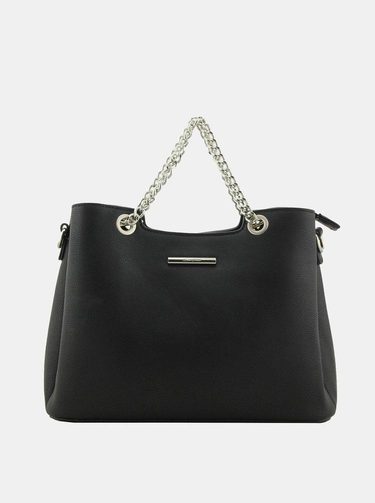 Černá kabelka Hampton