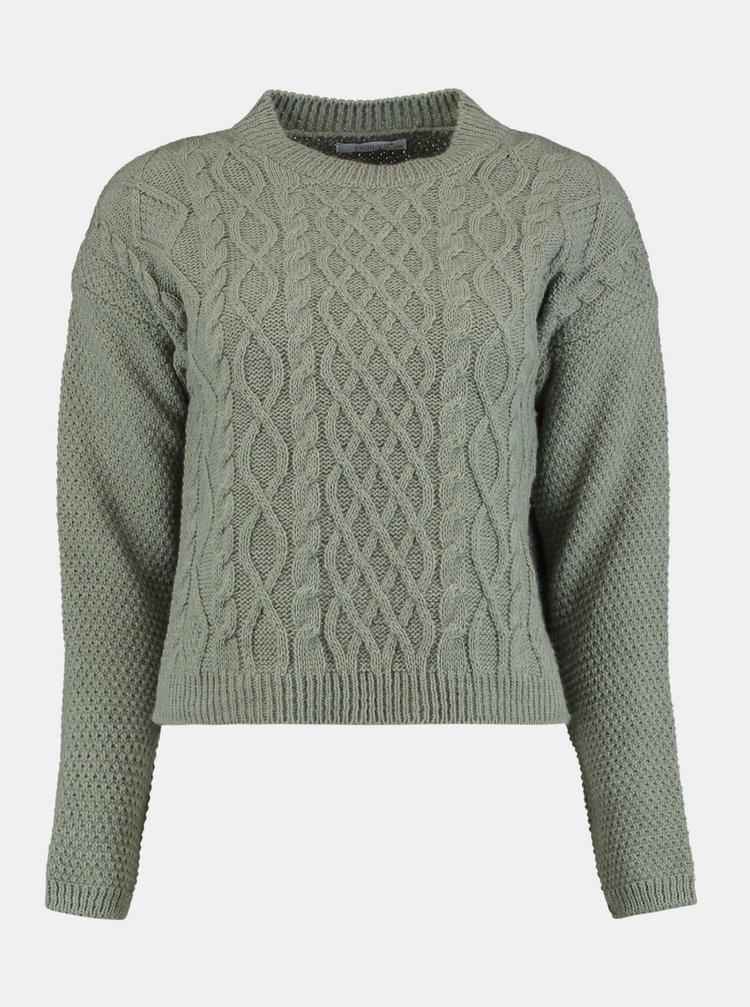 Kaki sveter Hailys
