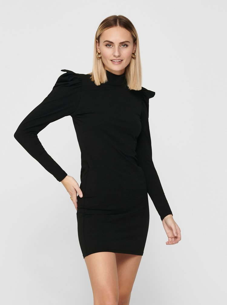 Černé společenské šaty ONLY Live
