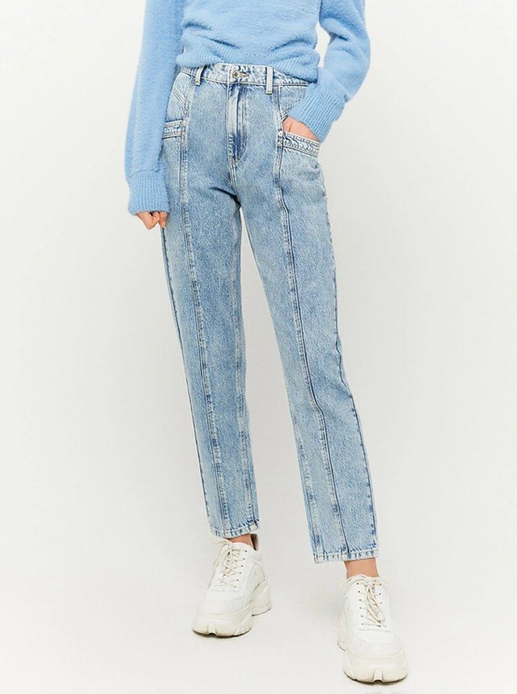 Světle modré mom fit džíny TALLY WEiJL