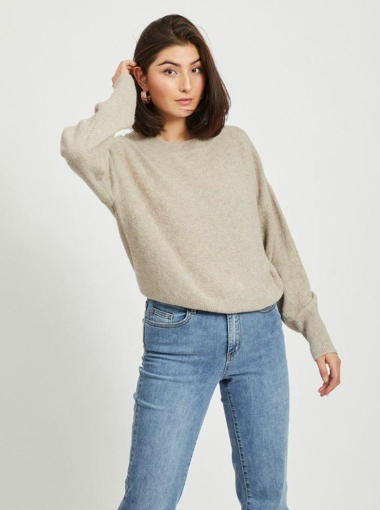 Béžový svetr .OBJECT