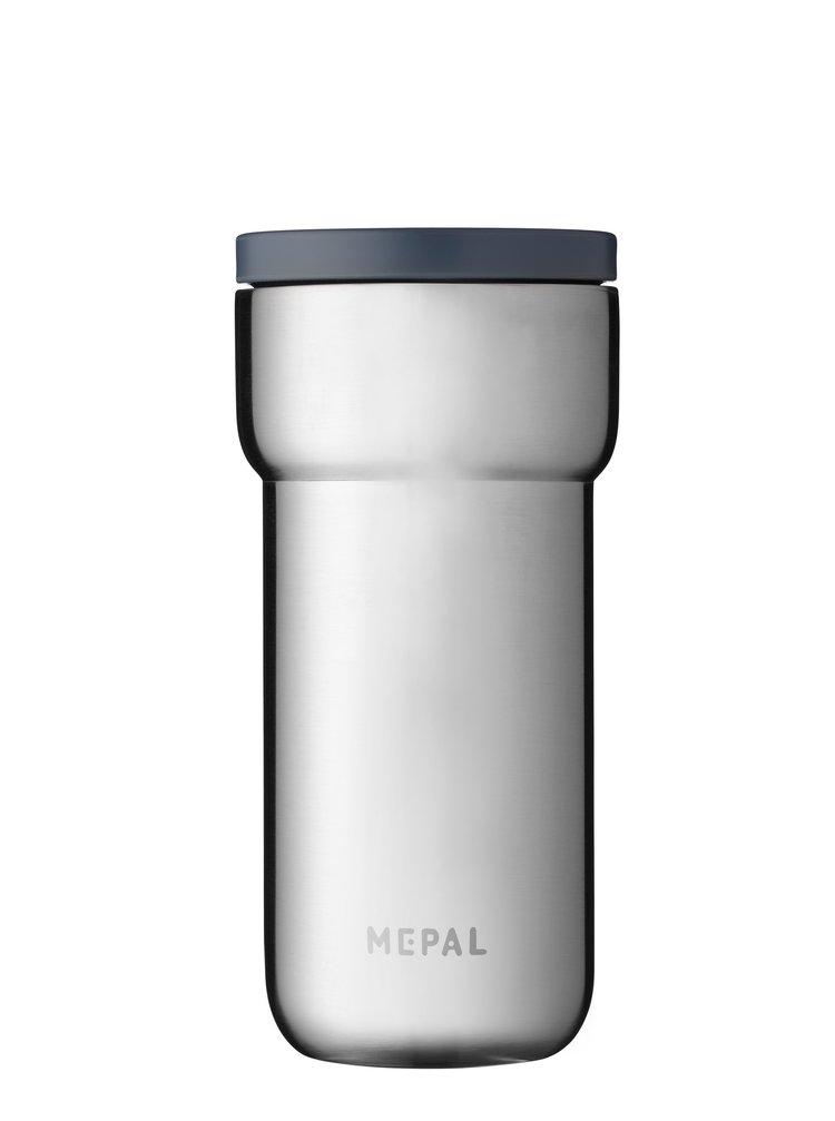 Mepal Termo hrnek Ellipse Natural Brushed 375 ml