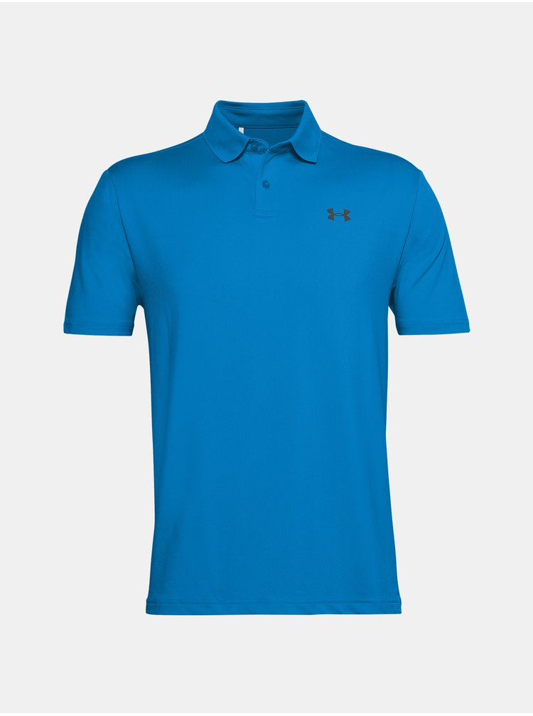 Modré polo tričko Under Armour Performance Polo 2.0