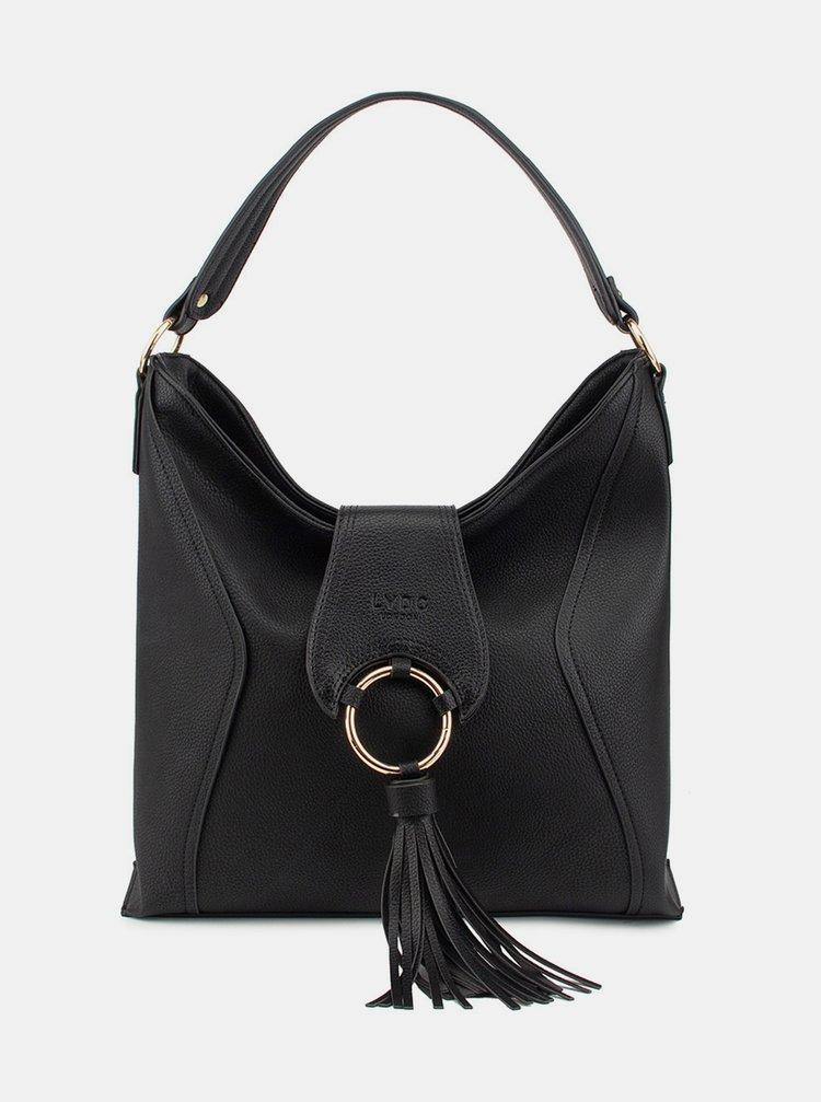 Černá kabelka LYDC