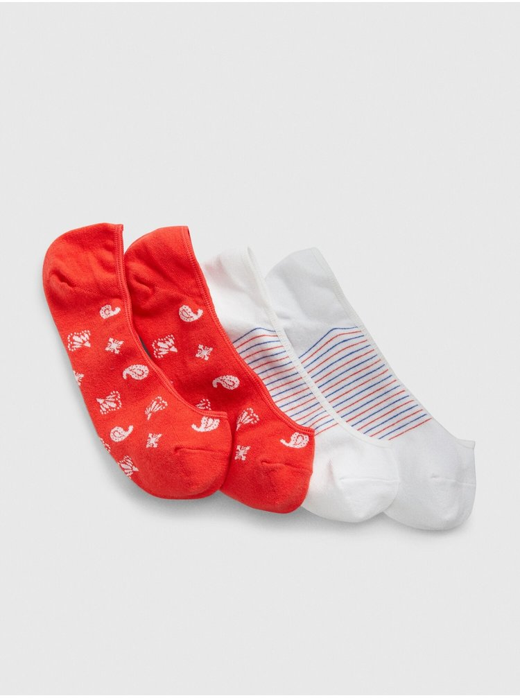 Farebné dámske ponožky GAP 2-Pack