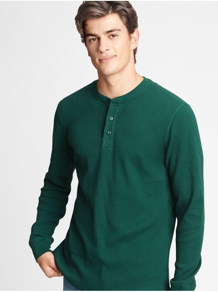 Zelené pánské tričko GAP