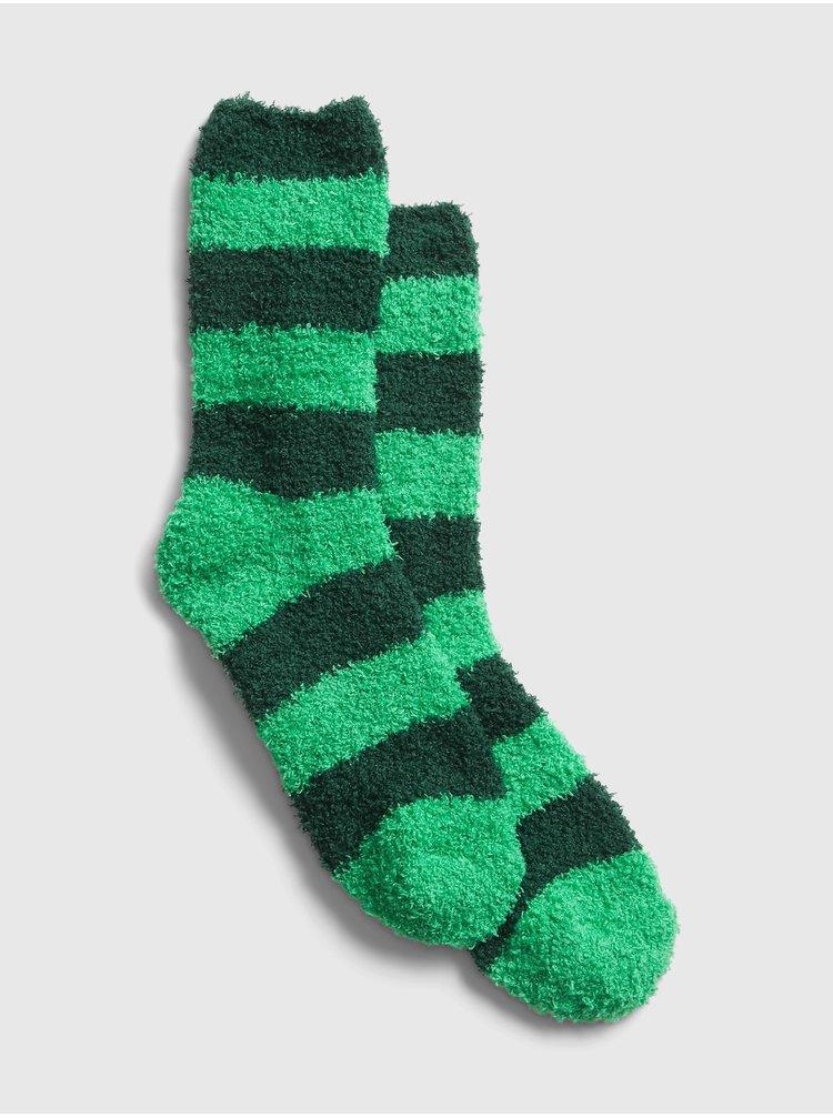 Zelené dámske ponožky GAP