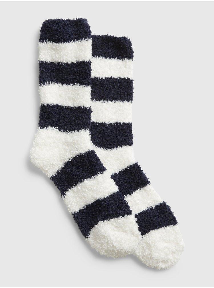 Modré dámské ponožky GAP